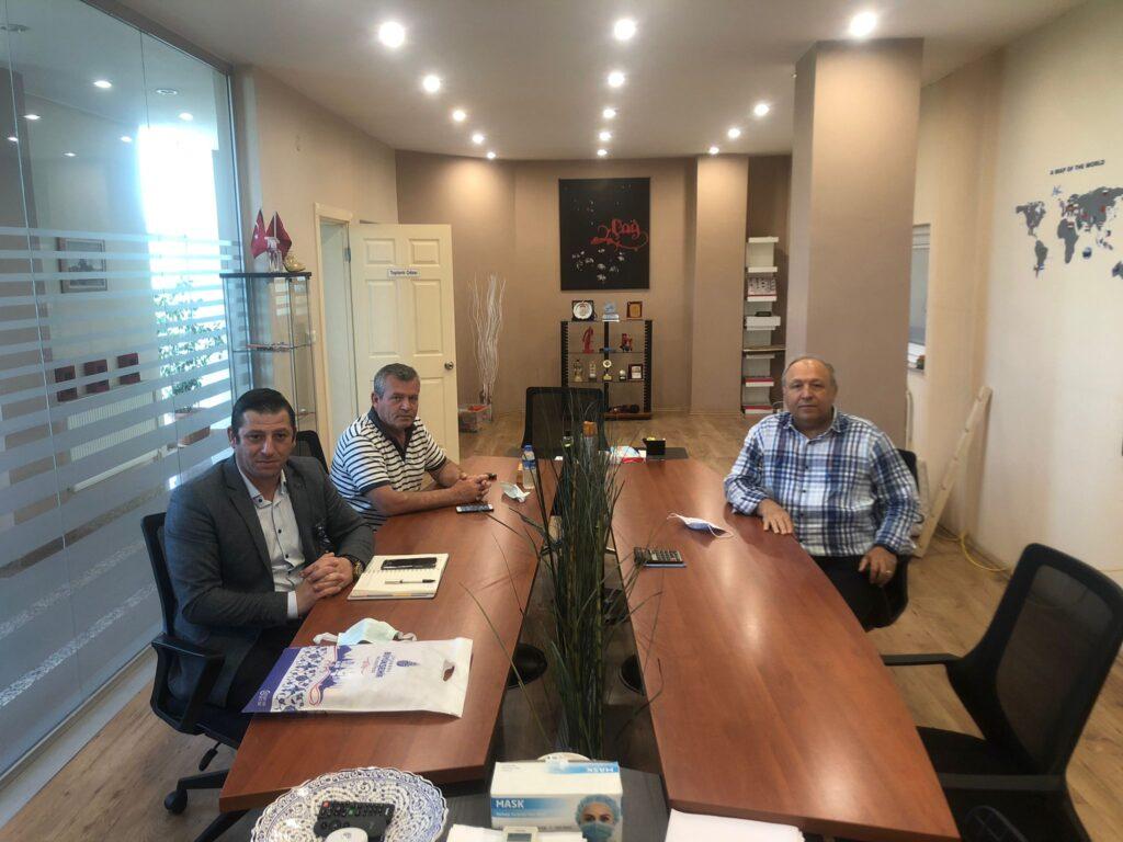 İBB Bölgesel İstihdam Ofisi Yetkililerinin Ziyareti