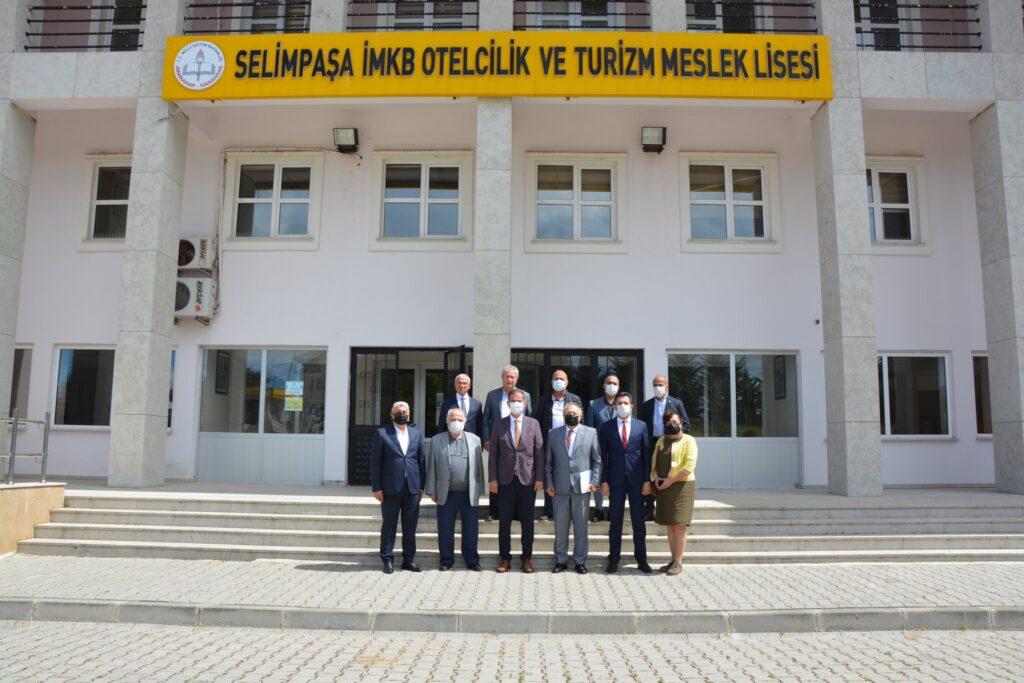 Selimpaşa İMKB MTAL Okulunda Sektör-Okul Buluşma Toplantısı