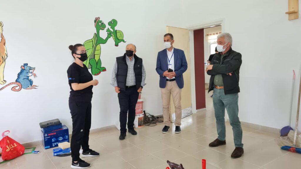 Anadolu Masal Evi ve Doğa Okulu Projesi
