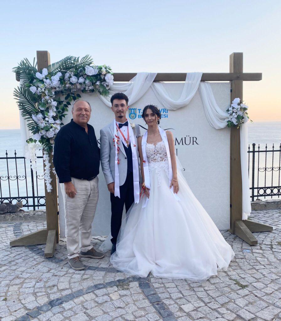 Ekin ve Rüştü'nün Nikah Töreni