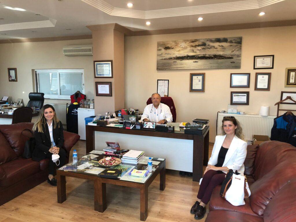 EYS Hukuk Bürosu Ekibi'nin Ziyareti