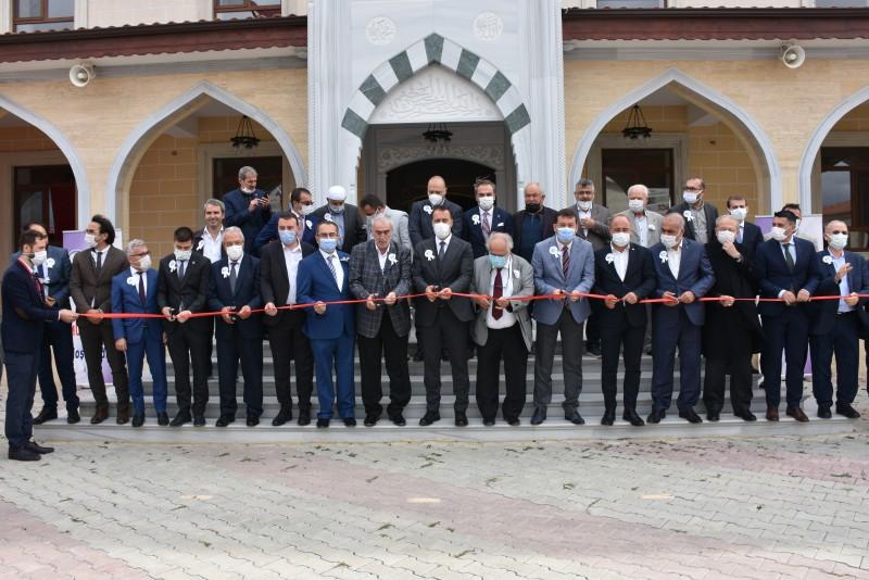 Saniye – İlyas Kancıoğlu Sanayiciler Camii Açılış Töreni